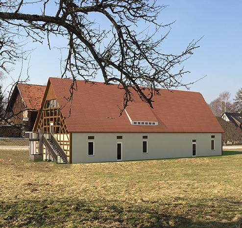 »Alter Schafstall« - Ochsenwang